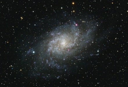 Triangulum Galaxy - Messier 33