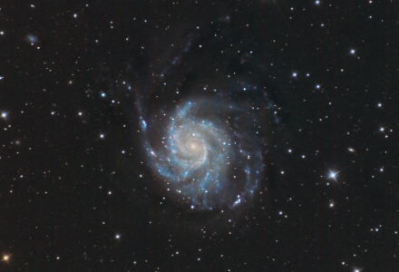 Pinwheel Galaxy - Messier 101