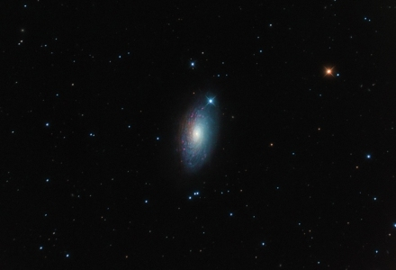 Sunflower Galaxy - Messier 63